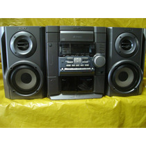 Micro System Sony Mhc-dx-10 - Impecavel -mineirinho - Cps.