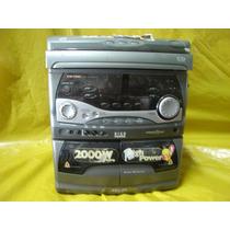 Micro-system Philips Fw-750c - C/ Defeito - Mineirinho-cps -