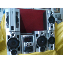 Micro-system Sony Mhc-gn880 - C/ 5 Cxs - Impecavel - U.dono