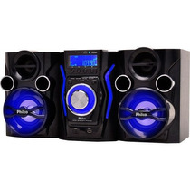 Mini System Philco 160w Rms Bluetooth Cd Mp3 Usb - Ph250bt