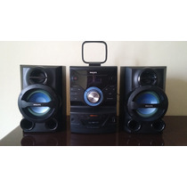Mini System Philips Mp3 Usb Mp3 Link 120w Rms ( Com Caixa )