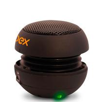 Mini Caixa De Som Celular/tablet Speaker 360 Oex Sk300 P2 3w