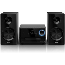 Micro System Marca Philips 100w Mcm3000/78
