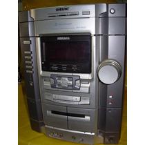 Micro System Sony Mhc-rg 90 - 6.000w - Impecavel - U. Dono