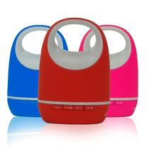 Mini Caixa De Som Bluetooth Amplificado C/ Alça Frete Grátis