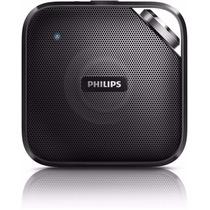 Caixa De Som Philips Portátil Bt2500b/37 Sem Fio Bluetooth