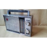 Radio Transistorizado Antigo General Eletric Funcionando
