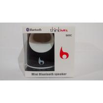 Caixa De Som Bluetooth 5x Mais Potente Que O Celular