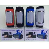 Mini Caixa De Som Bluetooth E Radio Fm/usb C-65
