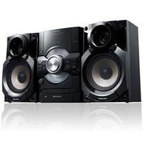 Mini System Panasonic Com Mp3 E Entrada Usb 300w