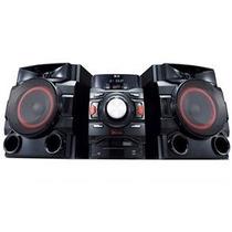 Mini System Lg Cm4650 Com Mp3, Multi Bluetooth-dual Usb560w