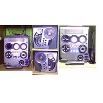 Mini System Philips Fwm779 500 W Rms
