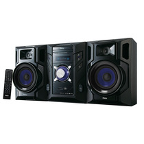 Mini System Philco C/ Dvd, 600w Rms, Mp3, Karaokê, Fm/am