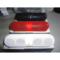 Mini Caixa De Som Bluetooth Beats Pill Portatil Radio Fm Usb