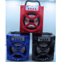 Caixa De Som Bluetooth Alto Falante Móvel Mp3 Altomex A-23