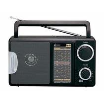 Rádio Portátil Lenoxx Rp-68 Am/fm Com Sintonizador De Tv