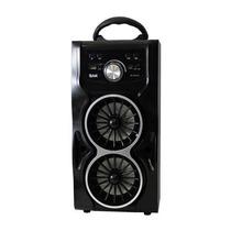 Caixa De Som Speaker Bak Mp3 Usb Sd Fm 5000 Watts Pmpo