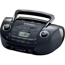 Radio Mondial 3,4w Rms Fm Mp3 Usb - Nbx-11