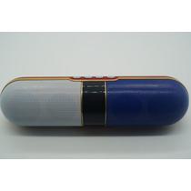 Mini Caixa De Som Bluetooth Beats Pill Portatil Radio Mp3