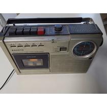Radio Gravador Sanyo Com Defeito