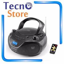 Microsystem Powerpack Exsd-20 Cd Rádio Am Fm Usb Sd Controle