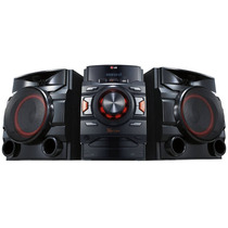 Mini System Lg Cm4440 Com Cd Mp3 Dual Usb Bluetooth 440w Rms