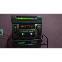 System Aiwa Nsx-f15 Otimo Preço