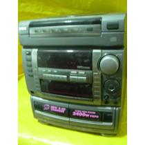 Micro System Aiwa Nsx-f12 - 5 Cd