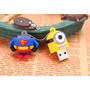 Usb 4gb Pen Drive Minion Herói Importado - Frete Grátis