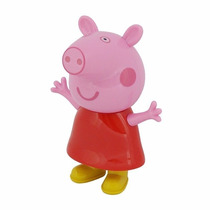 Mini Caixa De Som Peppa Pig Portatil Mp3 Fm Sd Usb Pendrive