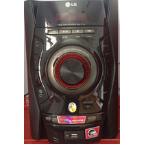 Mini Sistem Hifi System Lg Rad 114