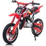 Mini Moto Cross Bk-db08 49cc Bull Motors