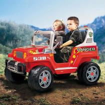 Carrinho Eletrico 12 V Ranger 538 Peg Perego