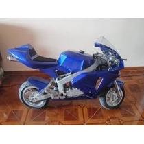 Mini Moto A Gasolina Usada