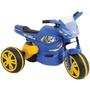 Moto Elétrica Xturbo Azul - Xalingo Brinquedos