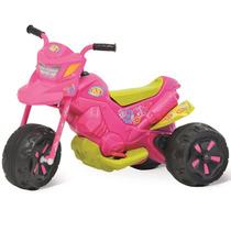 Motocicleta Mini Moto Xt3 Fashion Eletrica Baby Bandeirante
