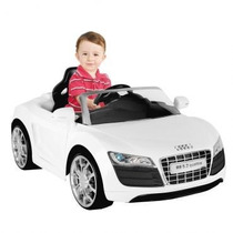 Mini Audi Elétrico Infantil R8 - Biemme - Jessica Brinquedos
