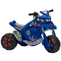 Triciclo Moto Eletrica Zx Avengers El 6v Bandeirante