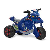 Moto Elétrica Zx Vingadores Original El V6 - Bandeirante