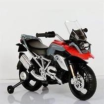 Moto Elétrica Infantil Bmw Gs 1200 6v Jessica Brinquedos