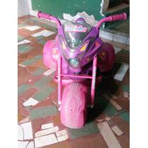 Moto Elétrica Bandeirante Trail Gatinha 6 Volts
