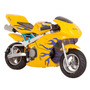 Mini Moto Speed Bk - R6s 49cc Mono Cilindro - Bull Motors