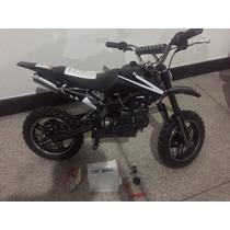 Mini Moto Super Cross 49cc - 50cc - Nova - 12 X Sem Juros