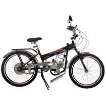Bicicleta Motorizada Track & Bikes Tkx Power 49 Cc, Gasolina