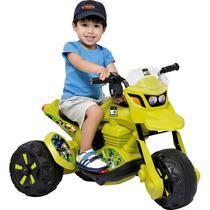 Mini Moto Zx Ben 10 Eletrica Infantil 6vts Alien Bandeirante