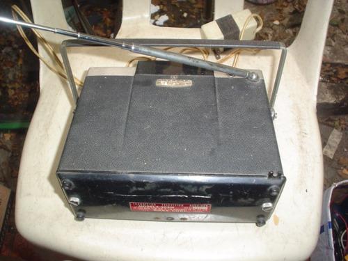 Mini Tv Antiga Sony De 5 Polg.