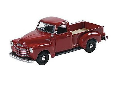 Miniatura Em Metal Carro Antigo Pickup Chevrolet 3100 - 1:25