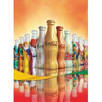 Garrafinhas Coca Cola Olimpiada Atenas 2004 Rio De Janeiro