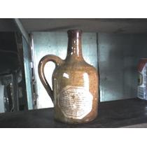 Miniatura De Garrafão De Cachaça Antigo