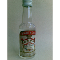 Garrafinha - Smirnoff - Vodka - Importada - Plástico
